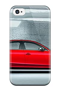 New Fashionable ZippyDoritEduard NqNNVTY542VJmkh Cover Case Specially Made For Iphone 4/4s(audi S4 9)