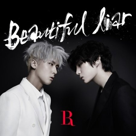 VIXX LR- [ BEAUTIFUL LIAR ] Mini Album CD Package with Extra Photocard set by CJ E&M