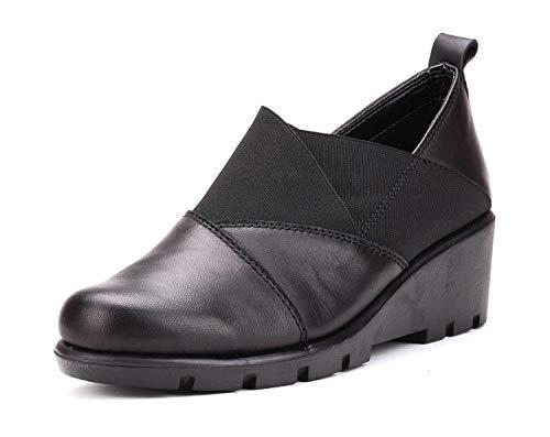 Noir Flexx Femme The Lisse Slipslop Chaussure qxfw1R8I