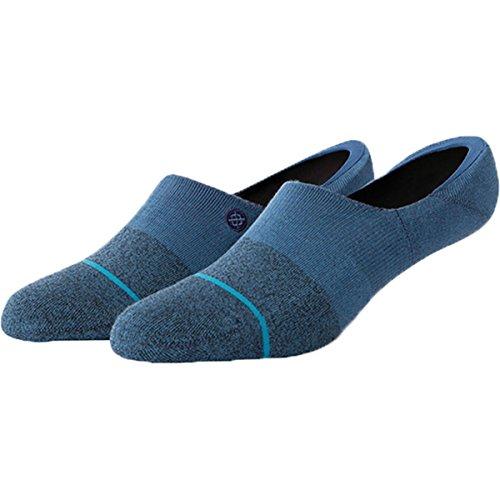 STANCE Men's Gamut Socks, Indigo, Large