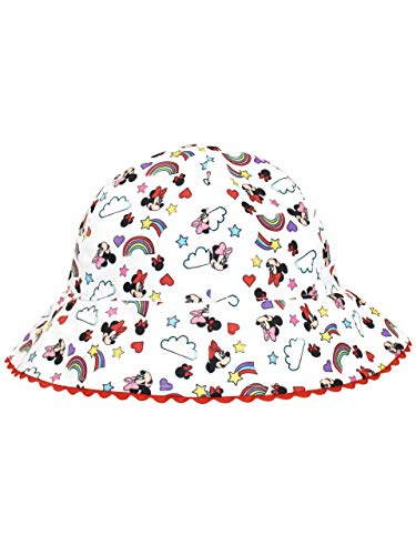 Disney Girls Minnie Mouse Sun Hat -
