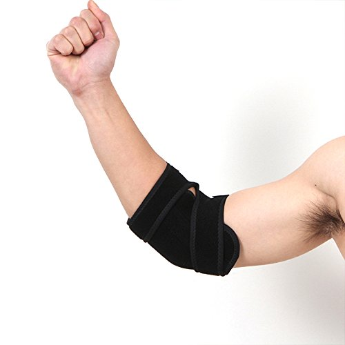 Arm Elbow High Compression Adjustable Brace Self Warming