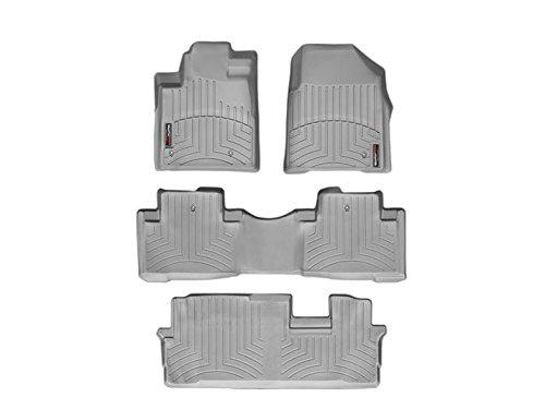 WeatherTech 46174 – 1 - 2 – 3 DigitalFit Floorlinerセット B0140MJWW0  - -