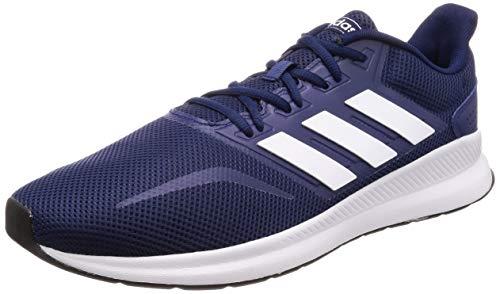 - adidas Men Running Shoes Runfalcon Training Gym Workout Fashion Blue New F36201 (EU 44 - UK 9.5 - US 10)