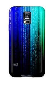 HIabZsY2540qdurJ Case Cover Rainbow - Drop Galaxy S5 Protective Case