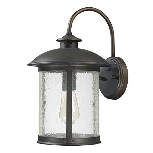 Capital Lighting 9562Ob One Light Outdoor Wall Lantern