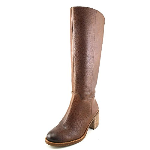 Lucky Brand Womens RITTEN WC Almond Toe Mid-Calf Fashion Boots Whiskey Wc