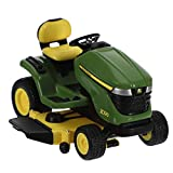 Hallmark Keepsake Christmas Ornament 2019 Year Dated John Deere X390 Lawn Tractor, Metal,