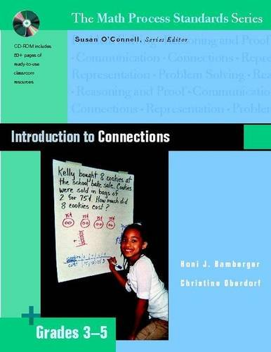 Process Math Standards Series (Introduction to Connections, Grades 3-5 (The Math Process Standards Series))
