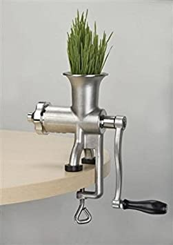 best manual wheatgrass juicer