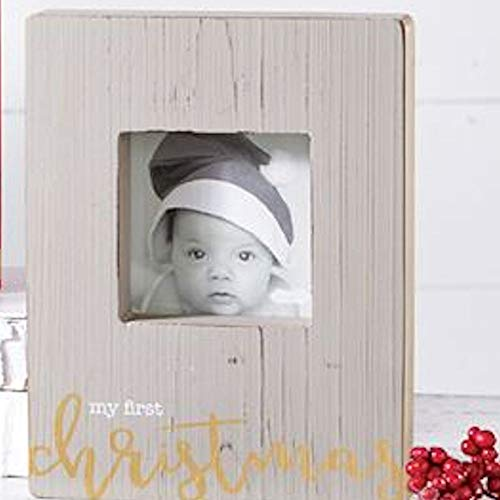 Mud Pie My First Xmas Block -