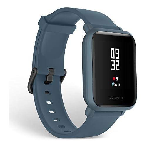 chollos oferta descuentos barato Amazfit Bip Lite 3ATM Smart Watch Color Azul