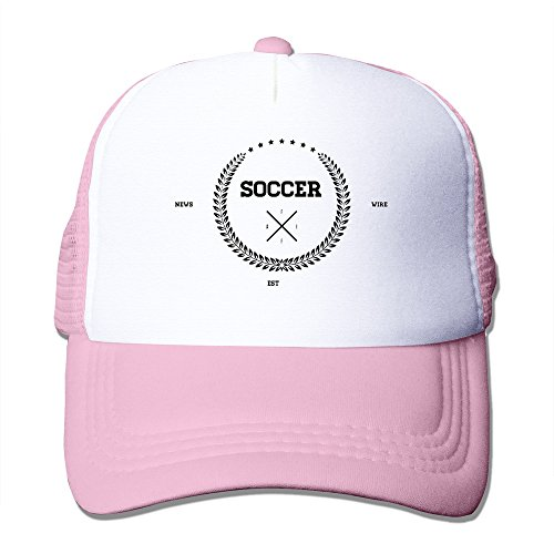 Handson Unisex-Adult Two-toned Love Soccer Travel Cap Hats - Church Stores Sydney
