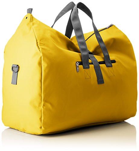 yellow T A Giallo X Adulto Cm Unisex 714 S18 Bree Mano H Punch Yellow 30x32x60 b Weekender yellow Borse CPTqg