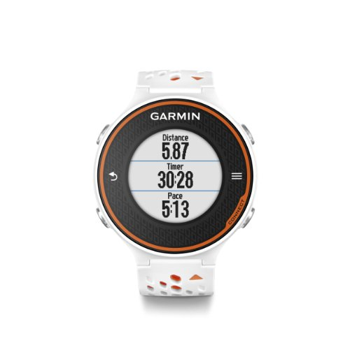 Garmin Forerunner 620 – White Orange
