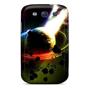 Brand New S3 Defender Cases For Galaxy (3d Space)