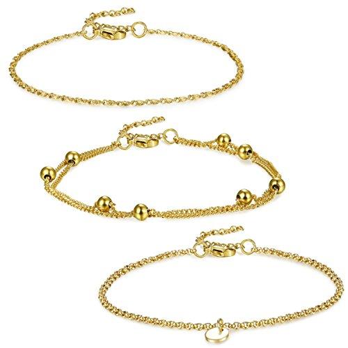 Jstyle Stainless Bracelets Friendship Bracelet