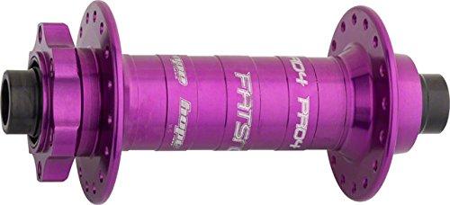 Hope Fatsno Pro 4 Front Fat Bike Hub 150mm x 15mm 32H Purple