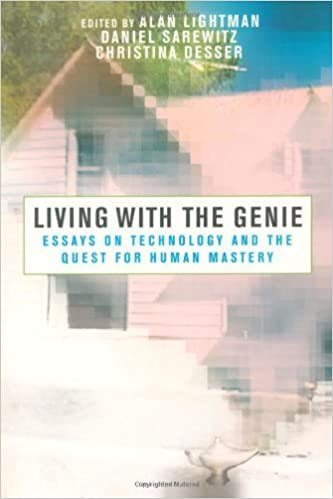 Sample Business Essay Living With The Genie Essays On Technology And The Quest For Human Mastery   Kindle Edition By Alan Lightman Daniel Sarewitz Christina Desser Persuasive Essay Topics High School Students also Teaching Essay Writing To High School Students Living With The Genie Essays On Technology And The Quest For Human  Argumentative Essay Thesis Example