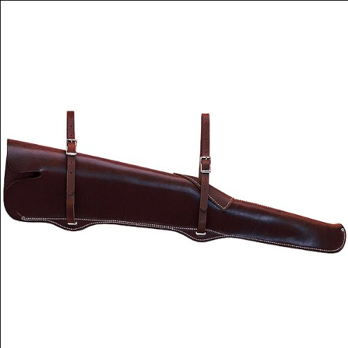 Saddle Scabbard Rifle (Weaver Leather Heavy Duty Gun Scabbard without Flap)