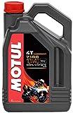 Motul 104092 Synthetic Engine Oil (4 Pack)