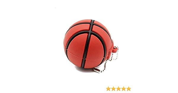 Unidad Flash USB Llavero Pelota Basket Capacidad Real 32 GB Pen ...