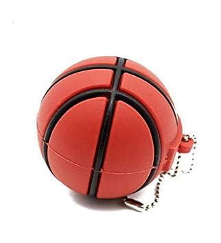 Unidad Flash USB Llavero Pelota Basket Capacidad Real 32 GB ...