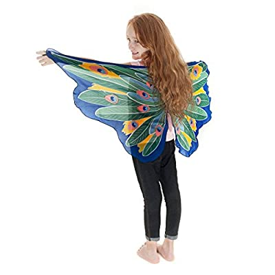 Douglas Peacock Bird Wings: Toys & Games