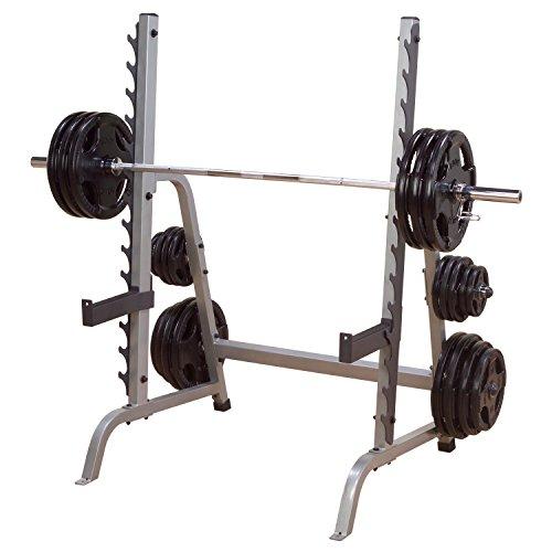 Body-Solid GPR370 Multi-Press-Rack