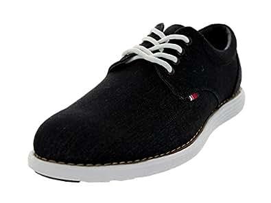 Phat Classic Men's Parker Black/White Casual Shoe 7 Men US