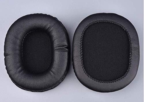 Yuhtech Almohadillas de Repuesto para Auriculares Audio-Technica ATH-M50X M30 M40 M50 M40X SX1 y Sony MDR-7506 MDR-V6