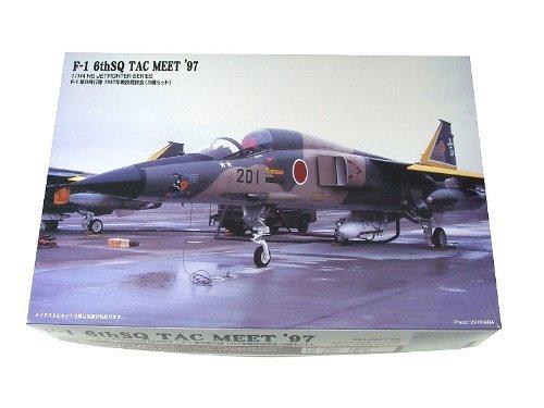 マイクロエース 1/144 HGジェットファイター No.20 F1 6SQ 97戦競の商品画像