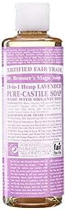 Dr. Bronner's Lavender Pure-Castile Soap, 8 oz