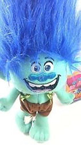 Granny's Best Deals (C)Trolls BRANCH Plush 2016 14'' New RARE Licensed Stuffed DREAMWORKS Toy Factory-Licensed Product-New with Tags! by ToyFactory