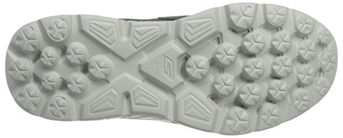 Skechers Go Run 400-Swift, Zapatillas de Deporte Exterior para Hombre Gris (Charcoal)