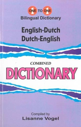 English Dutch And Dutch English One To One Dictionary. Script And Roman
