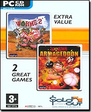 Worms 2 Armageddon product image
