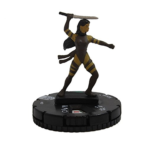 WizKids Marvel HeroClix: Deadpool and X-Force #028 Psylocke Complete with Card