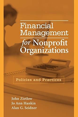 Financial Management for Nonprofit Organizations:...