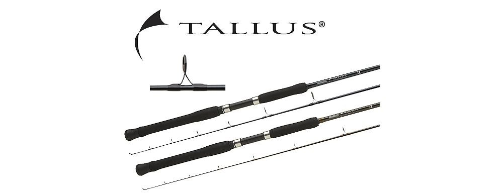 Shimano Tallus TLS72XHB Blue Water Series Spinning Rod - Blue
