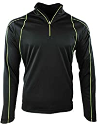 Long Sleeve Quarter Zip Top