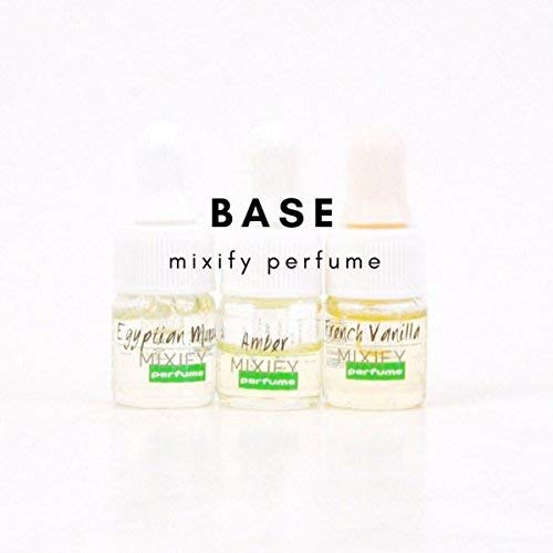 Mixify Beauty Create Your Own Indie Perfume Kit - 3 Bottle Set - Essential  and Fragrance Oils
