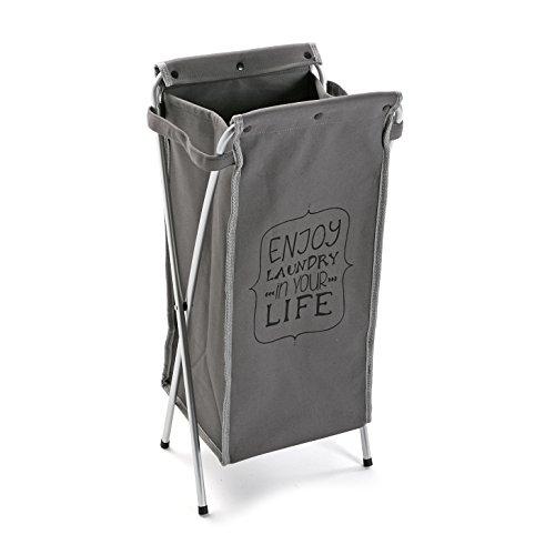 Versa 20890022 - Grey Laudry Basket by Versa