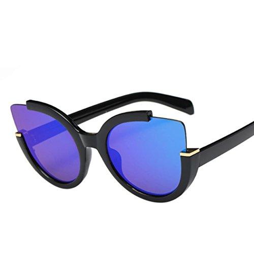 D Logobeing Lente de Gafas Sol Retro Sol Hombres Aviador Mujeres Moda Unisex Vintage Espejo de Gafas Z4qxwrZnP