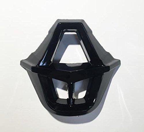 Helmet Replacement Mouthpiece (Fox Racing V1 Helmet Mouthpiece - Black)