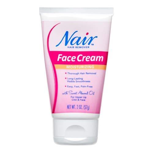 Nair Facial Hair Remover Cream (Pack of 24)