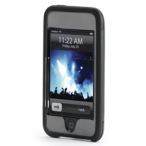 (Contour Design ShowCase for iPod touch 2G, 3G (Black) )
