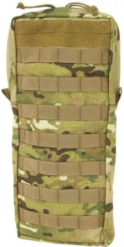 Tactical Assault Gear MOLLE Hydration 100oz Bladder Carrier, Large, 812143, Outdoor Stuffs