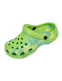 sunville New Ash Comforter Brand Children Garden Shoes Clog Sandals/Sandales