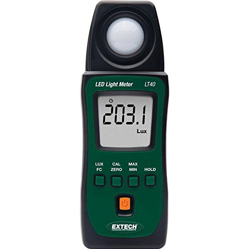Extech Led Light Meter by Extech